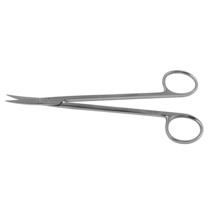 chirurgische (Fistel) Schere Kelly, gebogen, spitz/spitz 16 cm
