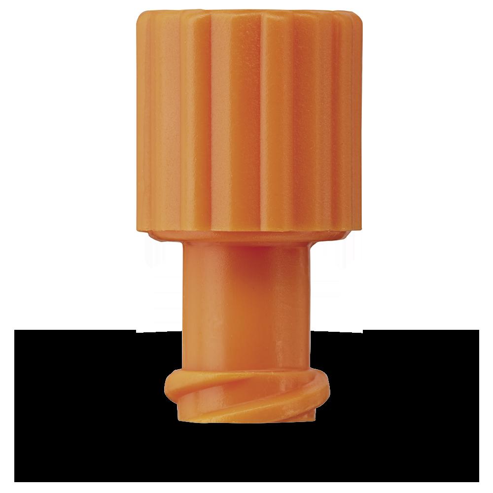 Kombistopfen orange LL (100 St.)