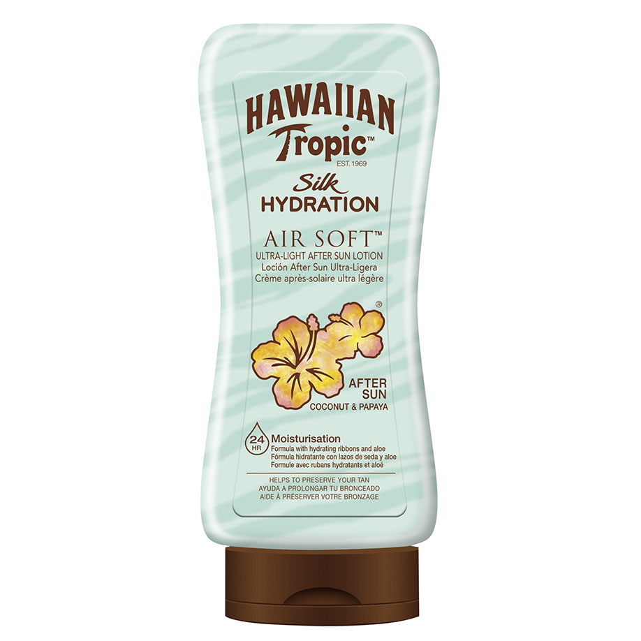 Hawaiian Tropic Silk Hydration After Sun 180 ml