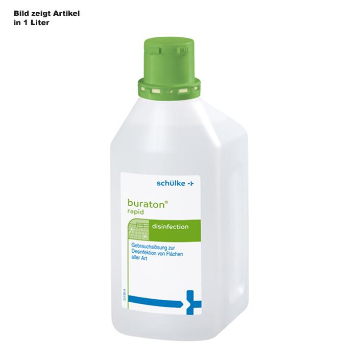 buraton rapid 10 Ltr., Flächenschnelldesinfektion