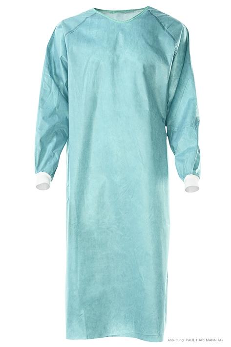 Foliodress gown Comfort Standard, OP-Wickelkittel steril Gr.XL 147 cm lang