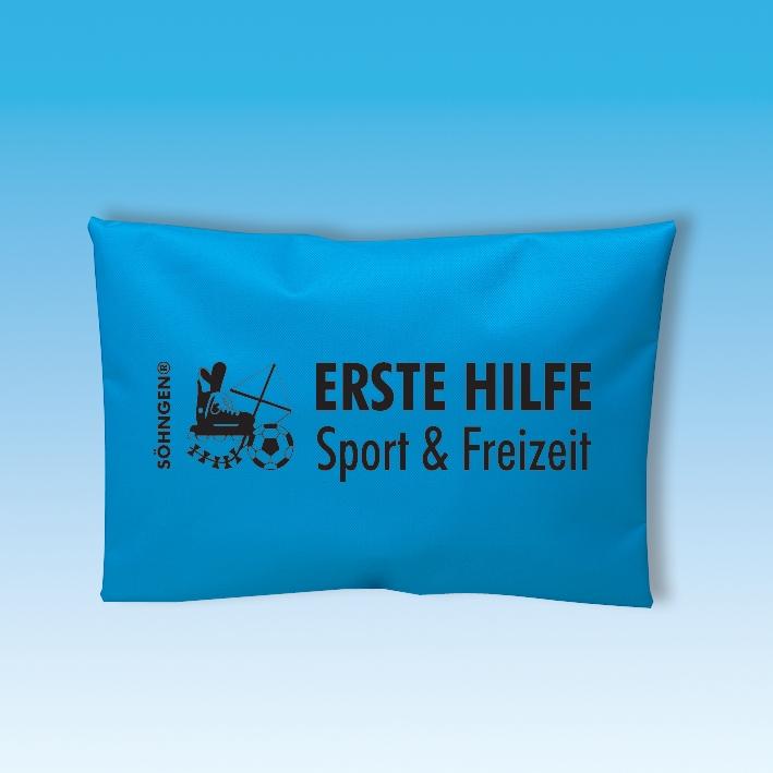 Erste-Hilfe-Tasche Sport & Freizeit blau