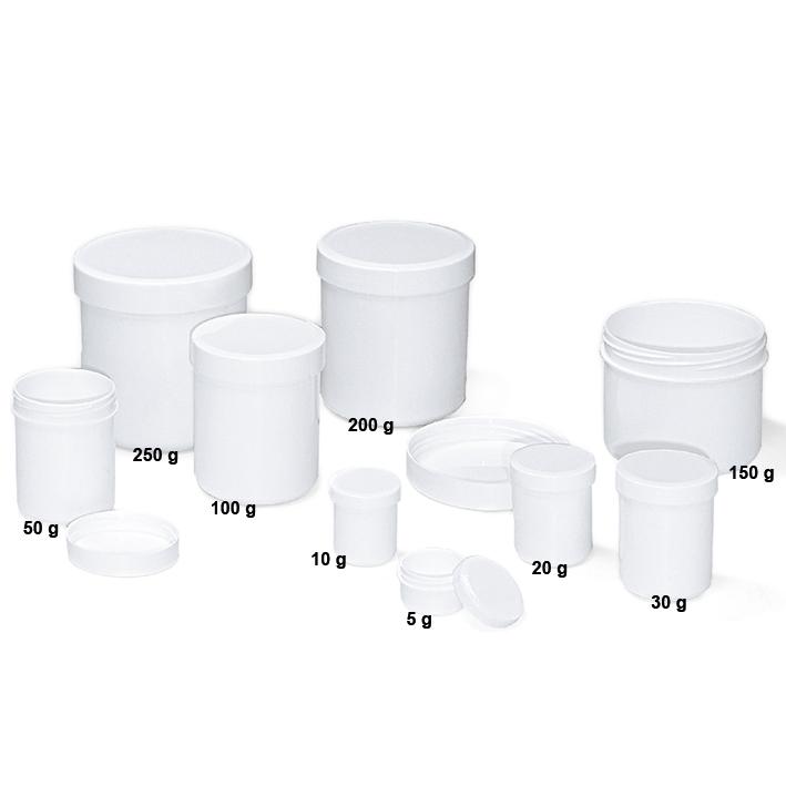Salbendose mit Schraubdeckel 50 g/60 ml