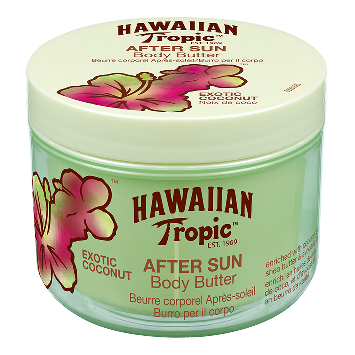 Hawaiian Tropic After Sun Body Butter, Exotic Coconut 200 ml #Y00561I3#