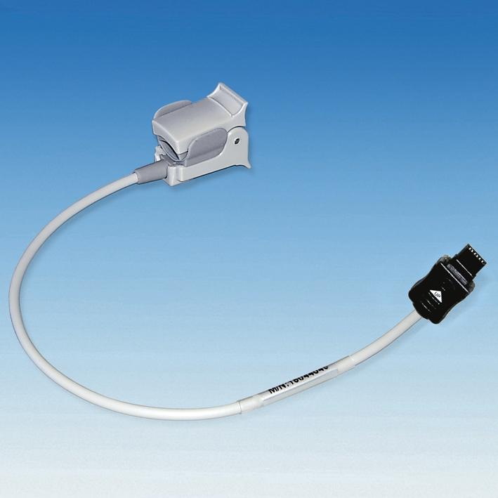 Clip-Sensor Kinder, für Fingerpulsoximeter Modell PC 60E