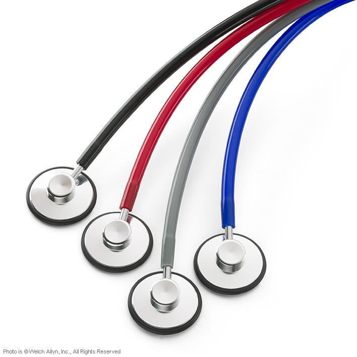 LIGHTWEIGHT Stethoskop, blau, für Erwachsene