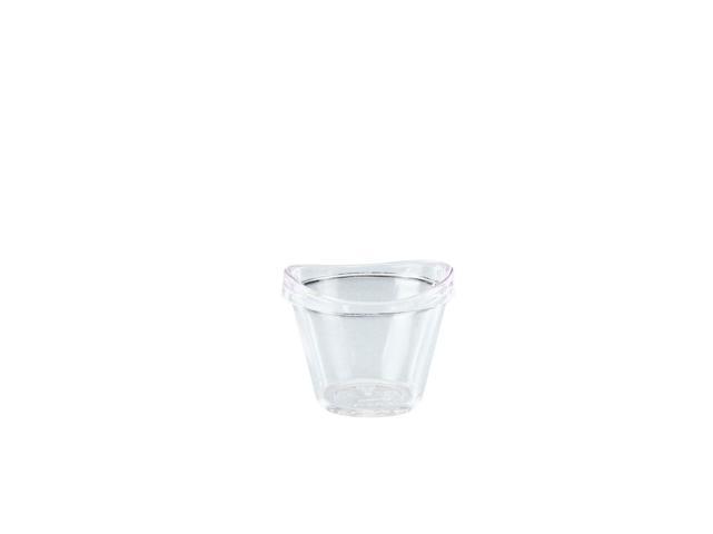 Augenbadebecher 25 ml, glasklar