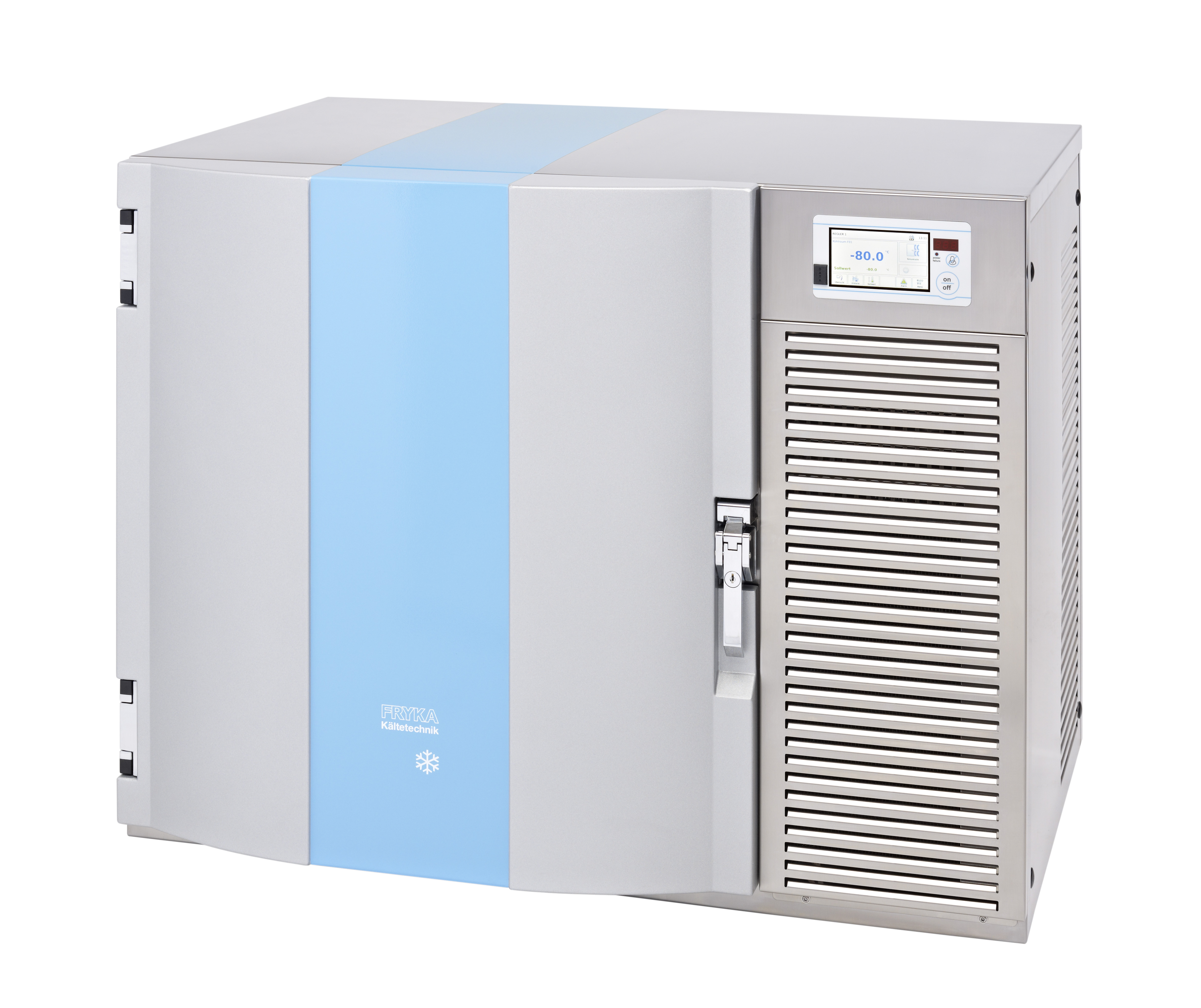 FRYKA Tiefkühlbox TUS 80-100 logg (-50°C bis -80°C)