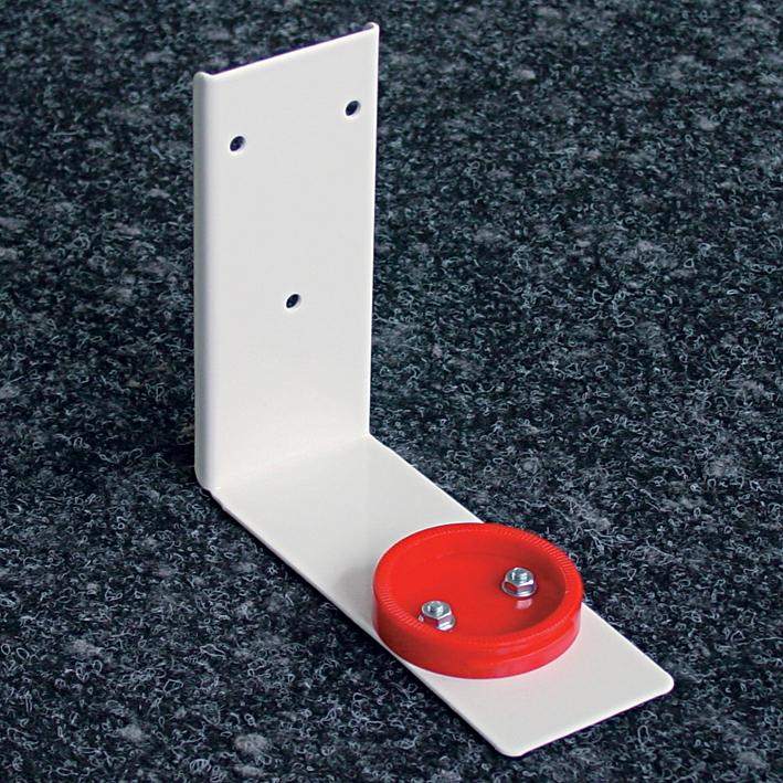 Wandhalter weiß für Multi-Safe Boxen