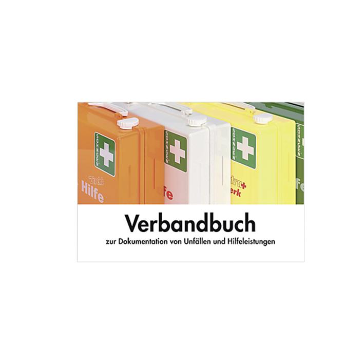 Verbandbuch klein DIN A5