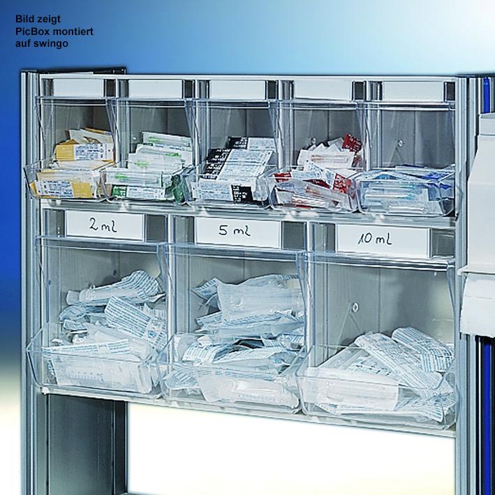 Injektionsset PicBox DBGM Spender, für swingo/ swingo-clinic 60