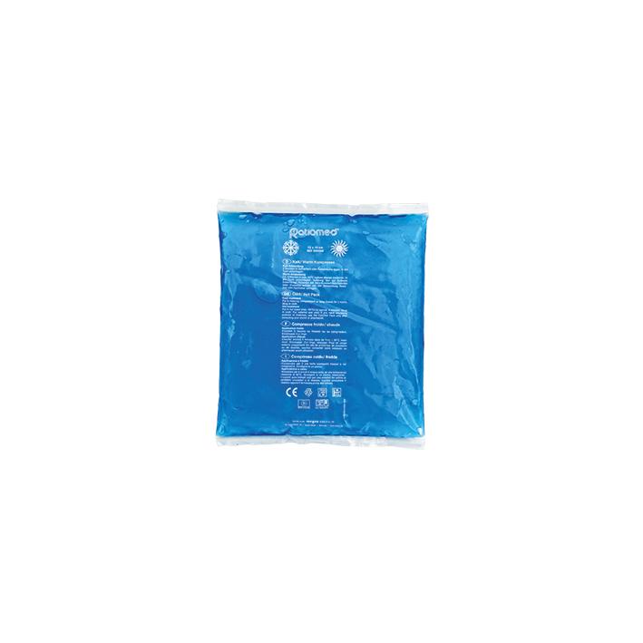 Kalt-/Warm-Kompresse ratiomed, blau, 13 x 14 cm