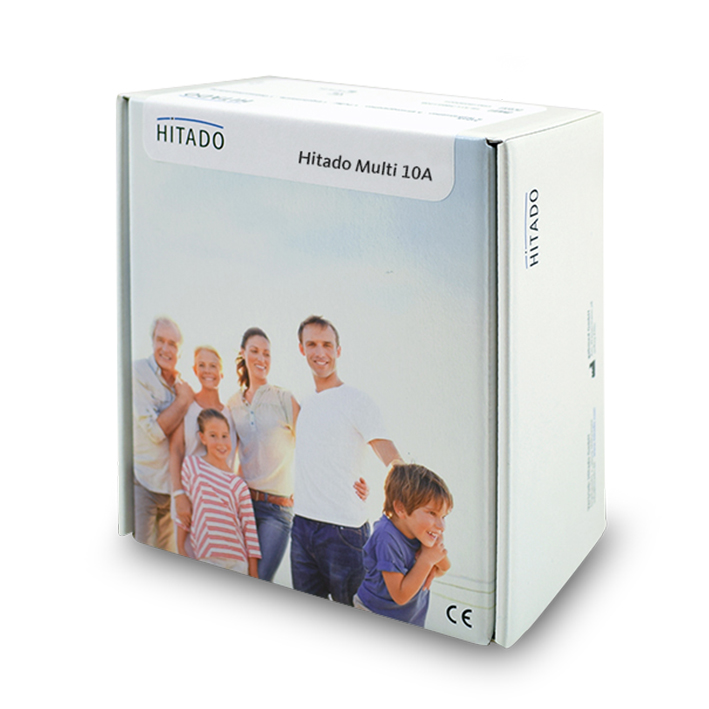HITADO Drogentest multi 10 A (10 T.)