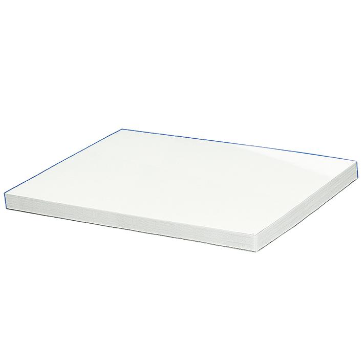 Anmischblock PE, rutschfest, 150 x 240 mm (50 Blatt)