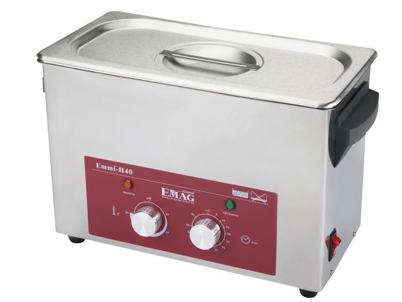 Emmi H40, Ultraschall-Reinigungsgerät, 4,0 Ltr.