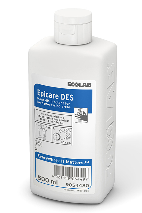 Epicare DES (6 x 500 ml), Händedesinfektion