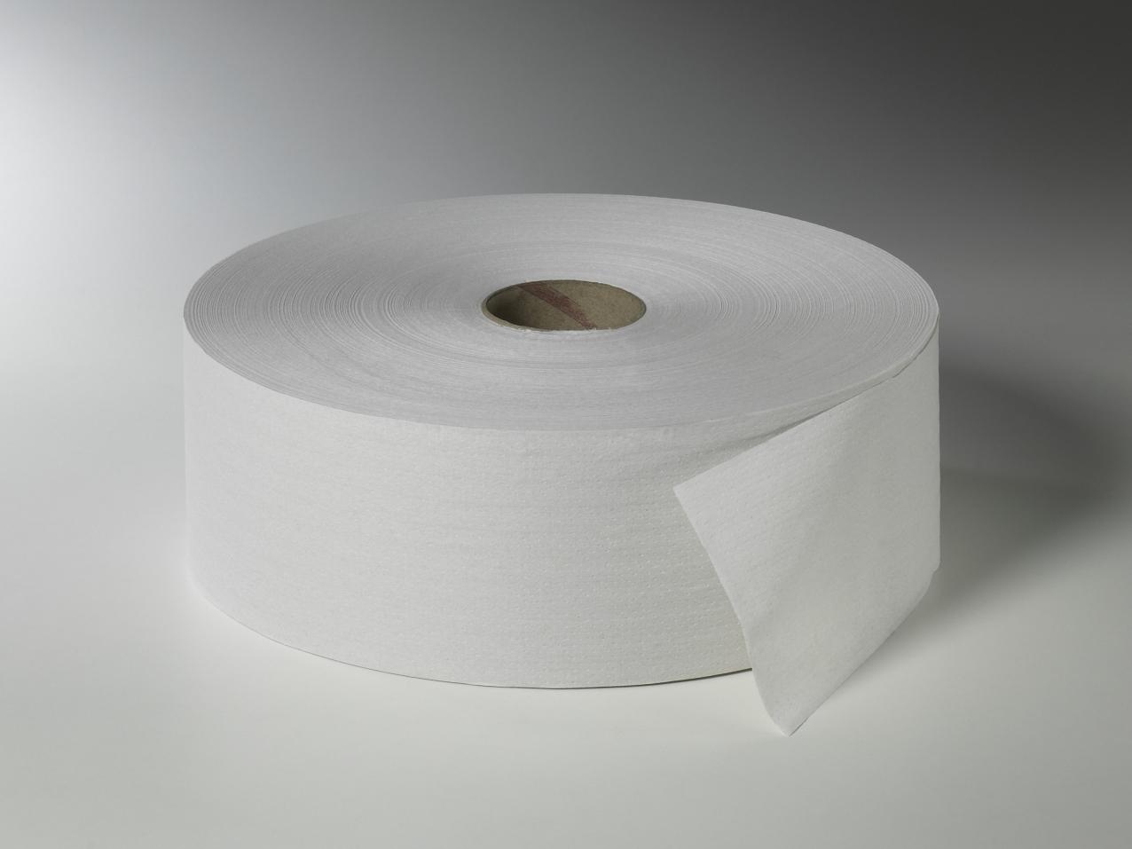 Fripa - Toilettenpapier maxi, 2-lagig, 380 m, nicht perforiert (6 Rl.)