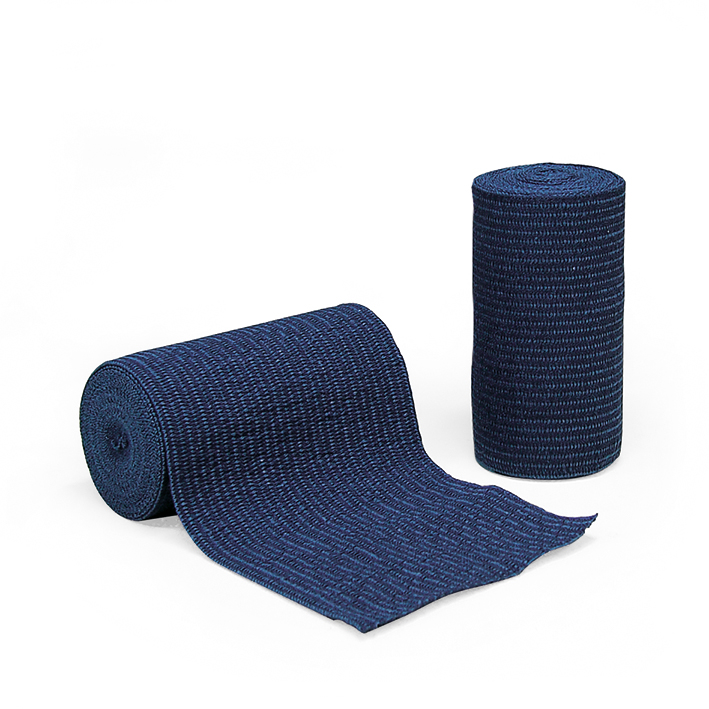 miro-ideal Idealbinden blau, 5 m x 6 cm (10 Stck.)