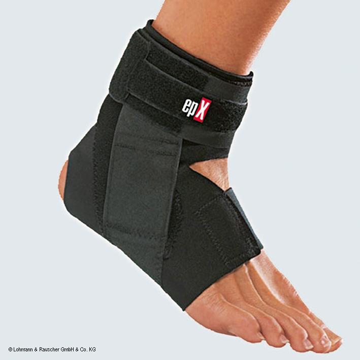 epX Ankle Control, Sprunggelenkbandage Gr. L