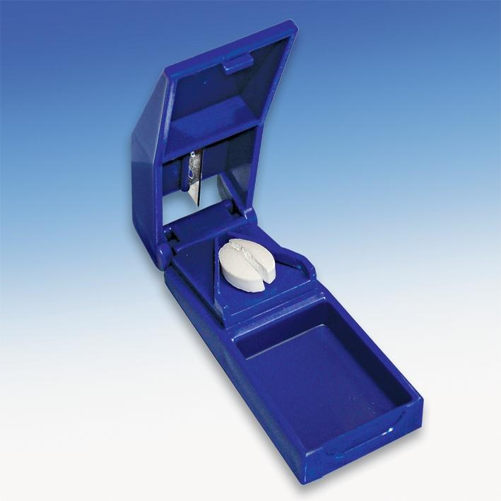 Tablettenteiler ratiomed, blau