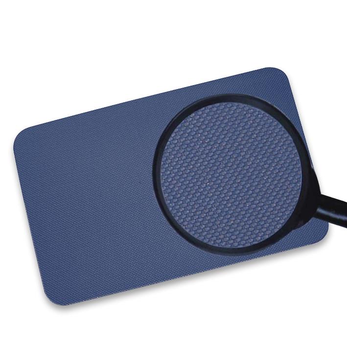 Fußmatte/Liegenauflage, kornblau 800 x 600 x 6 mm