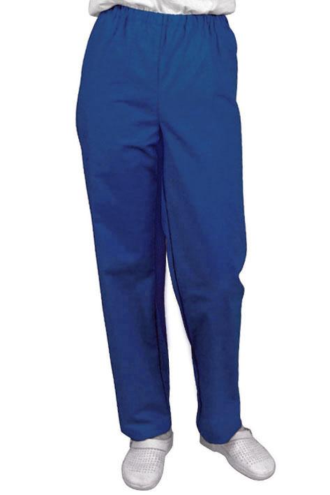 Hose Typ Bochum kornblau, Gr. XXL = V, Gr. 54/56 (Damen), 60/62 (Herren), 100 % Baumwolle