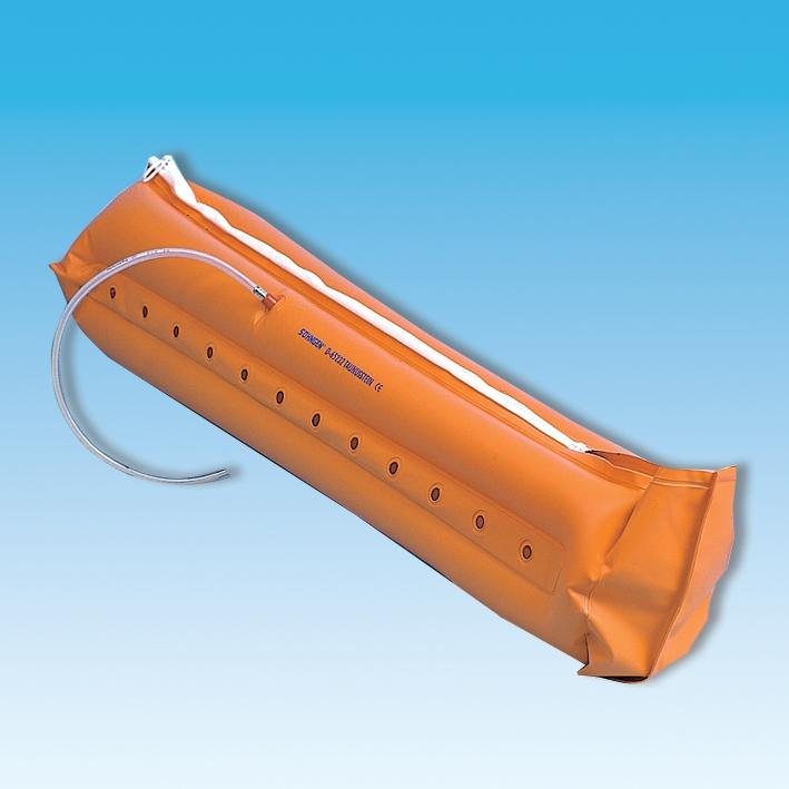 PneuPlast Kammerschiene aufblasbar, für Erwachsene, für ganzes Bein