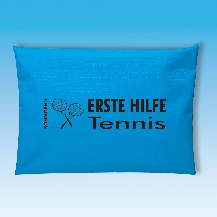 Erste-Hilfe-Tasche Tennis blau