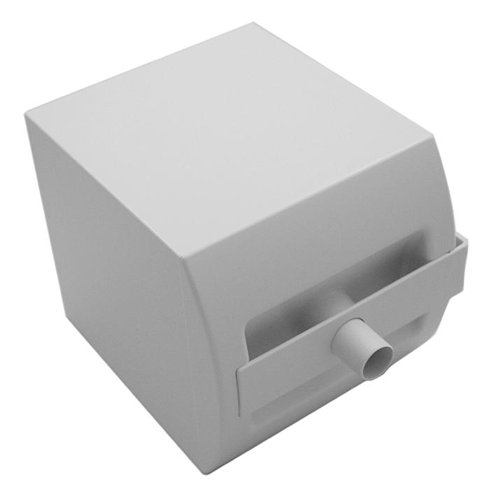 Hauptfiltereinheit mit elektronischer, Standzeitüberwachung