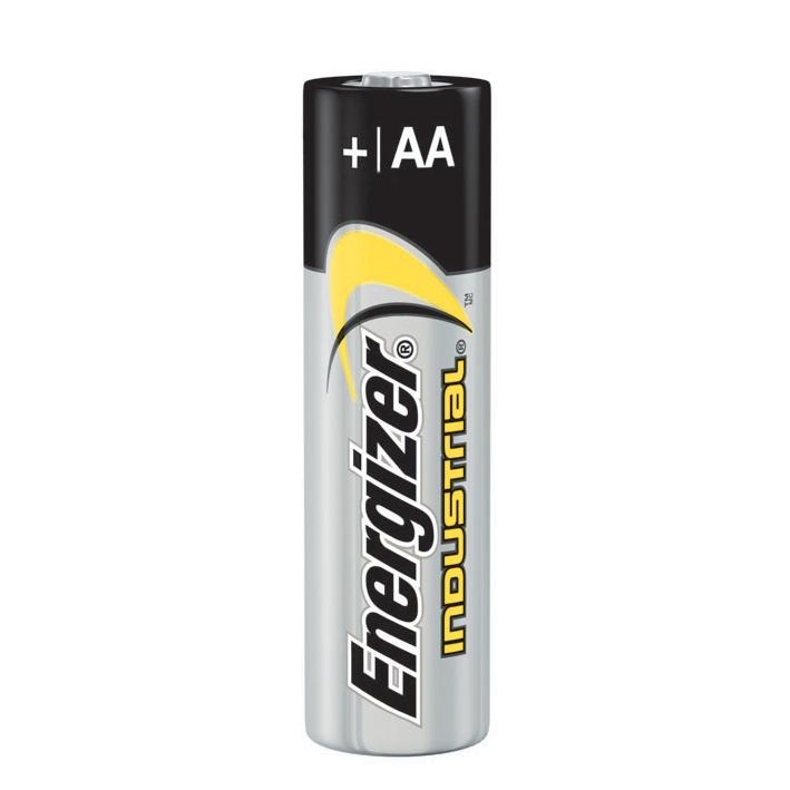 Energizer Industrial Batterien Mignon, AA LR06 1,5 V 2850 mAh (10er-Pack),