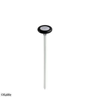 Reflexhammer nach Rossier, elastischem Kunststoffgriff, 24 cm lang