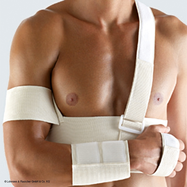 Cellacare Gilchrist Easy, Spezialbandage Gr. 2, links