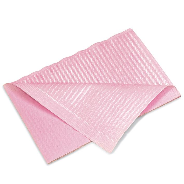 Patientenservietten, rosa, 33 x 45 cm, 2-lagig (500 Stck.)
