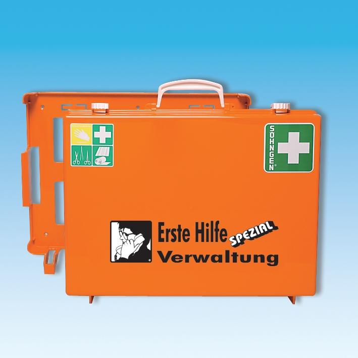 Erste-Hilfe Koffer Spezial, MT-CD Verwaltung