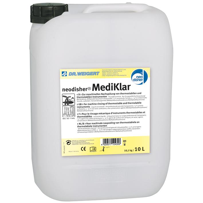 neodisher MediKlar 10 Ltr. Nachspüler