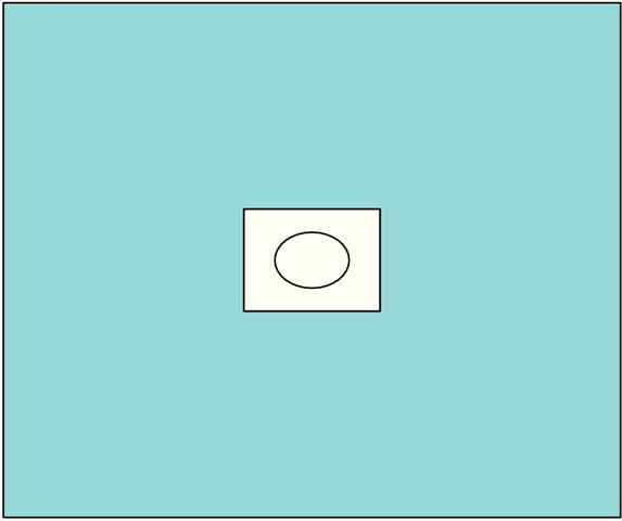 Lochtücher selbstklebend, 50 x 60 cm, Loch Ø 6 x 8 cm (100 Stck.)