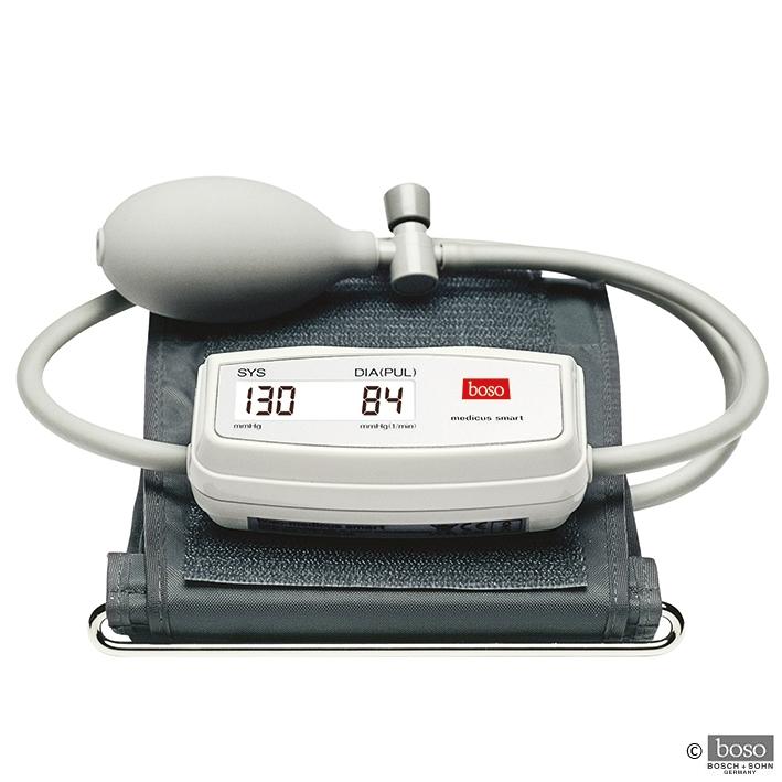 boso medicus smart, Blutdruckmessgerät