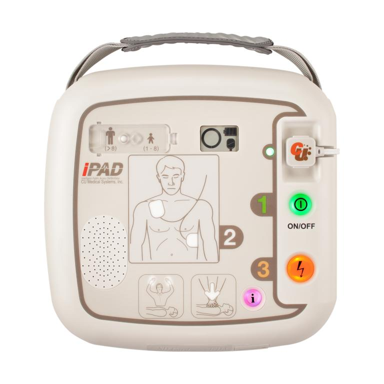 iPAD CU-SP1 AED Defibrillator semi