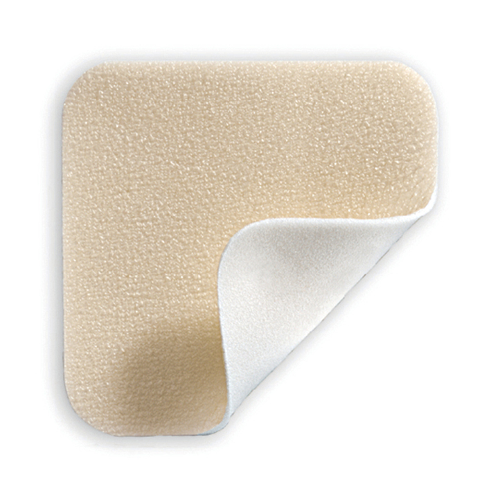 Mepilex Lite Schaumverband ohne Haftrand, steril, 17,5 x 17,5 cm (5 Stck.)