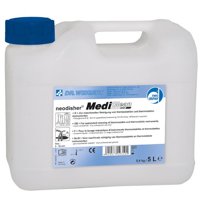 neodisher MediClean 5 Ltr. Instrumentenreiniger