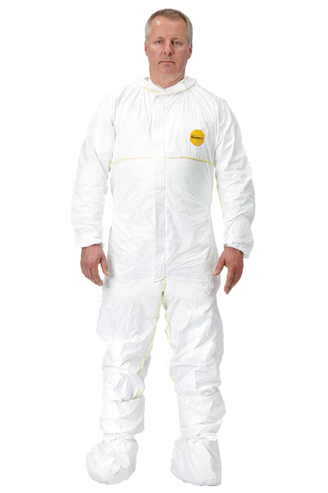 Schutzoverall DuPont EasySafe, Gr. L, unsteril (100 Stck.)