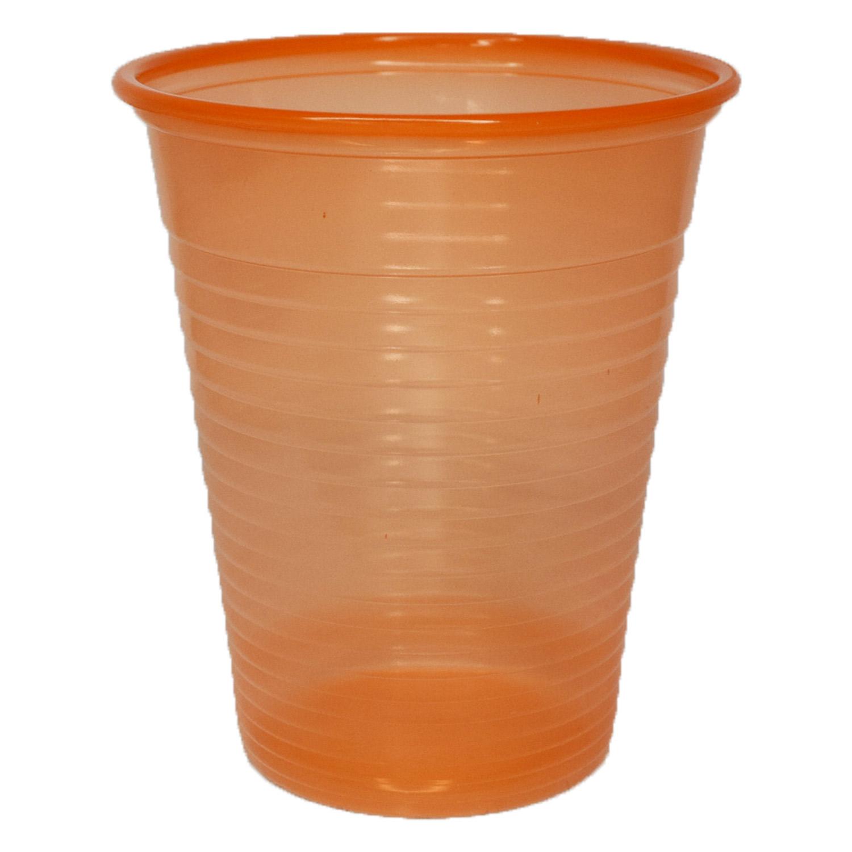 Universalbecher 180 ml, orange, (100 Stk.)