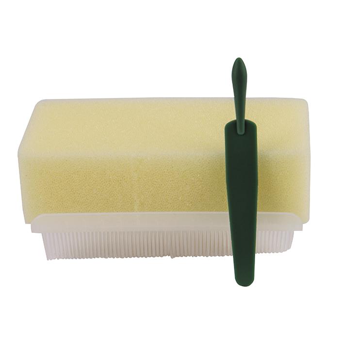 Einmal-Handwaschbürsten, steril mit Nagelreiniger (40 Stck.)