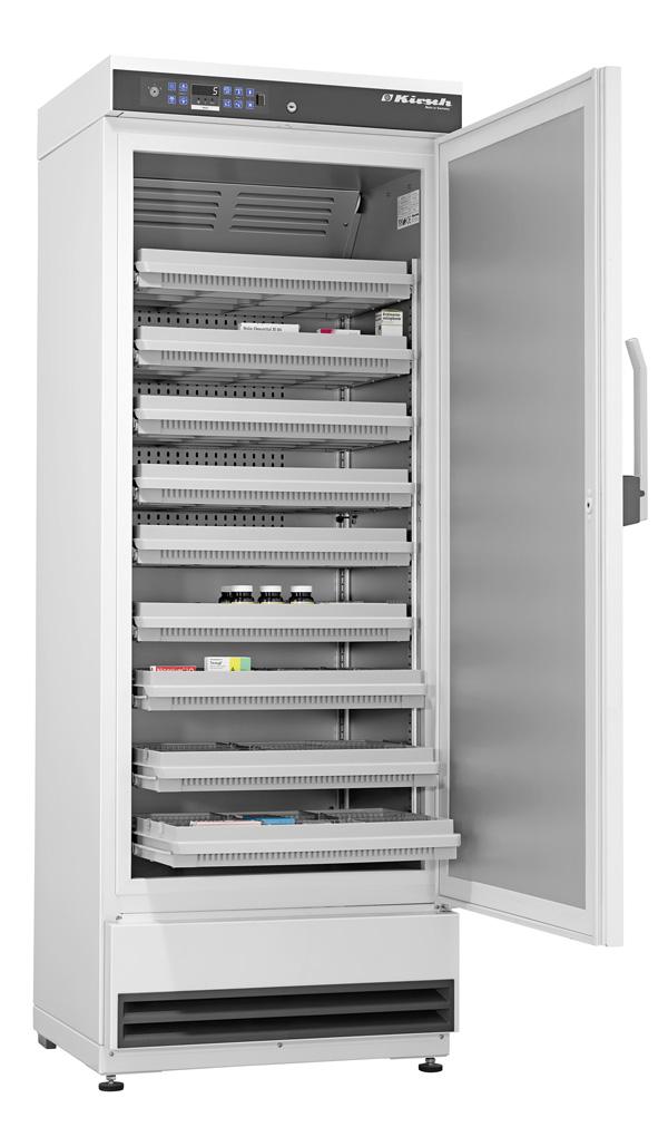 Kirsch MED-340 PRO-ACTIVE Medikamentenkühlschrank