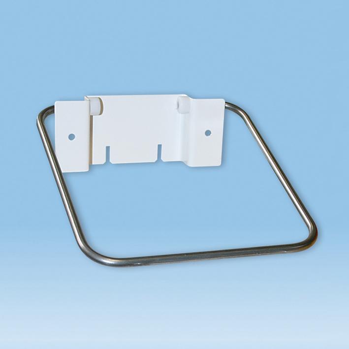 Wandhalter weiß für Multi-Safe euroMatic