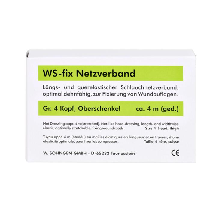 WS-fix Netzverband 4 m, Gr. 4 (Kopf, Oberschenkel)