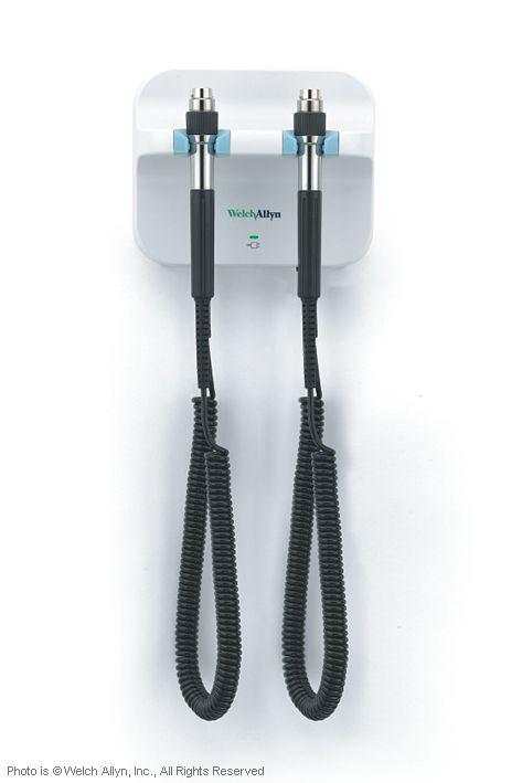 GS 777 Wandtransformator mit 2, Kabelgriffen für 3,5 V Instrumentenköpfe