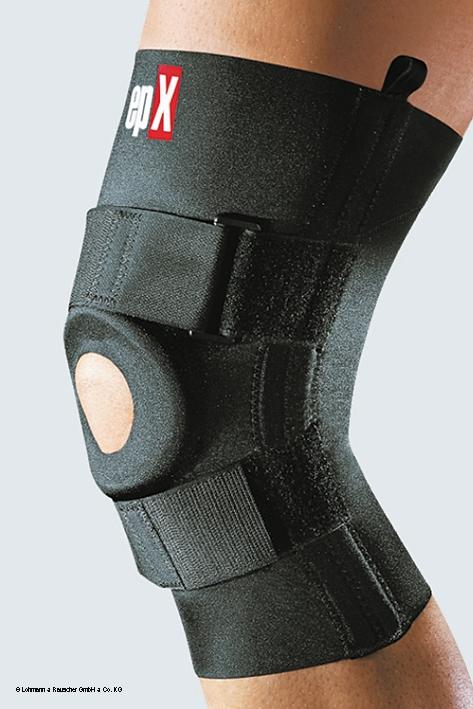 epX Knee Dynamic Kniebandage Gr. L