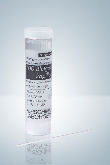Kapillaren na-hep. 130 µl, (10 x 100 Stck.)