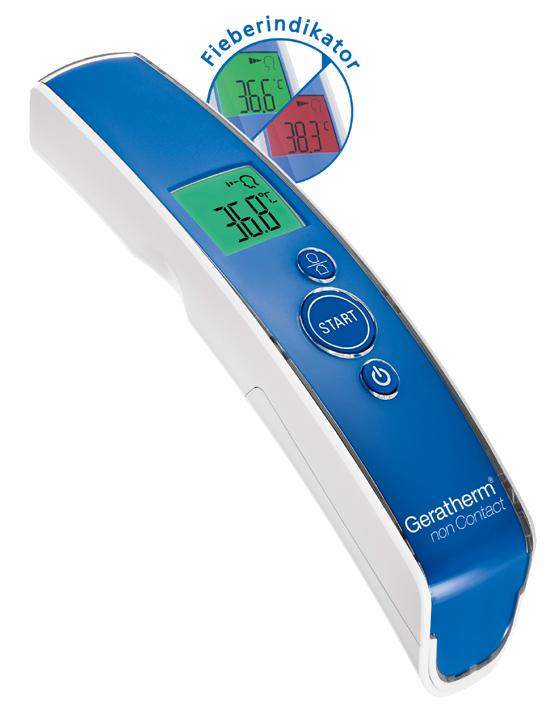 Geratherm Infrarot-Fieberthermometer, non Contact